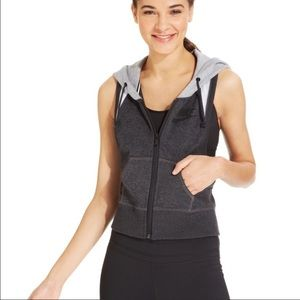 Nike Warm Up Zip Hoodie Vest